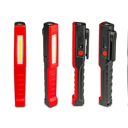 Rechargeable Magnetic Heavy Duty Pocket Light