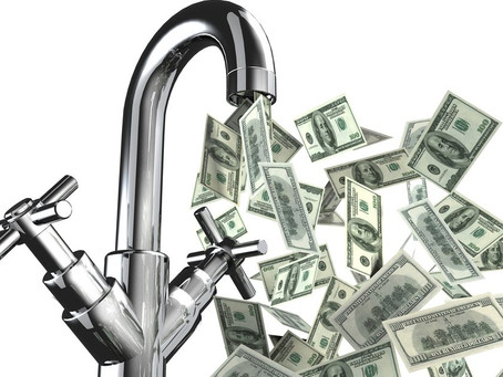 Is Your Water Bill Too High?
