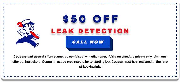 Leak Detection Coupon