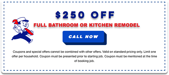 bathroom remodel coupon