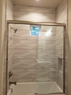 Tub and Shower Remodel