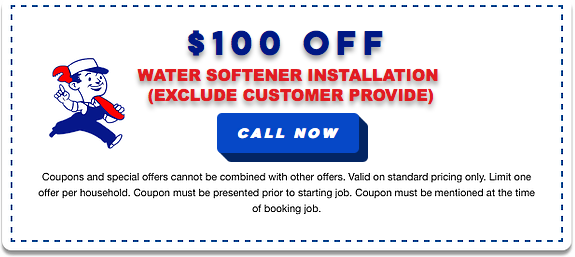 water softener coupon