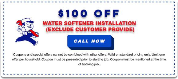Water Softener Coupon