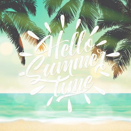 Summer Summer Summertime!