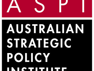Australian Strategic Policy Institute continues as a Strategic Partner of AJYD 2019