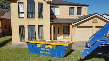 Delivering skip bins in western sydney. Various sizes and locations