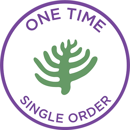 One Time Single Order