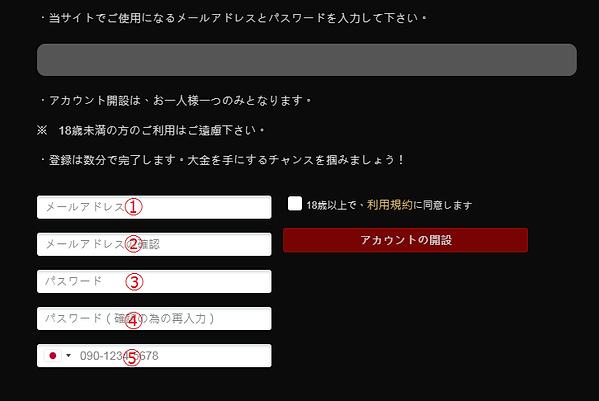 ライブカジノハウス 登録1.png