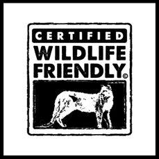 Certified Wildlife Friendly