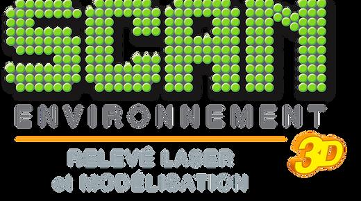 Logo SAS Scan Environnement 3D