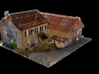 La numérisation 3D chez Gustave Courbet