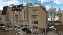 Des relevés de façade par Scan Environnement 3D