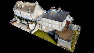 Photogrammétrie du château de Creil