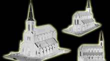 L'église St Anne de Remoray-Boujeons