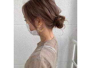 hair arrange 20/ss