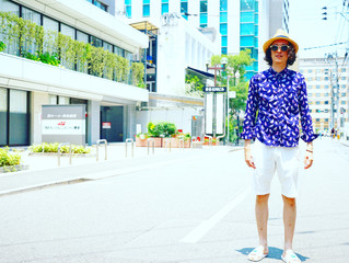 "spring of ""men's style"""