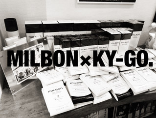 GLOBAL MILBON × ky-Go.