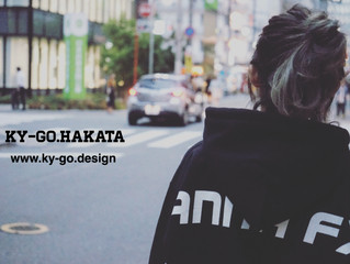 """【ky-go.hakata """"Second Stage""""】"""