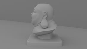 Organic Modeling; made using Autodesk Maya & Arnold Renderer