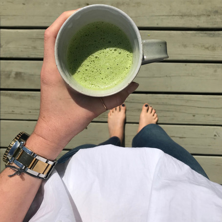 Water Lentils + Matcha: A match made in superfood heaven