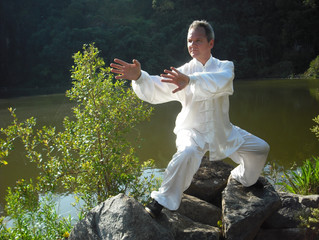 Tai-Chi-Chuan, meditação em movimento