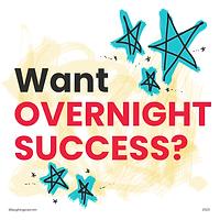 Overnight-Success-False-Laughing Popcorn