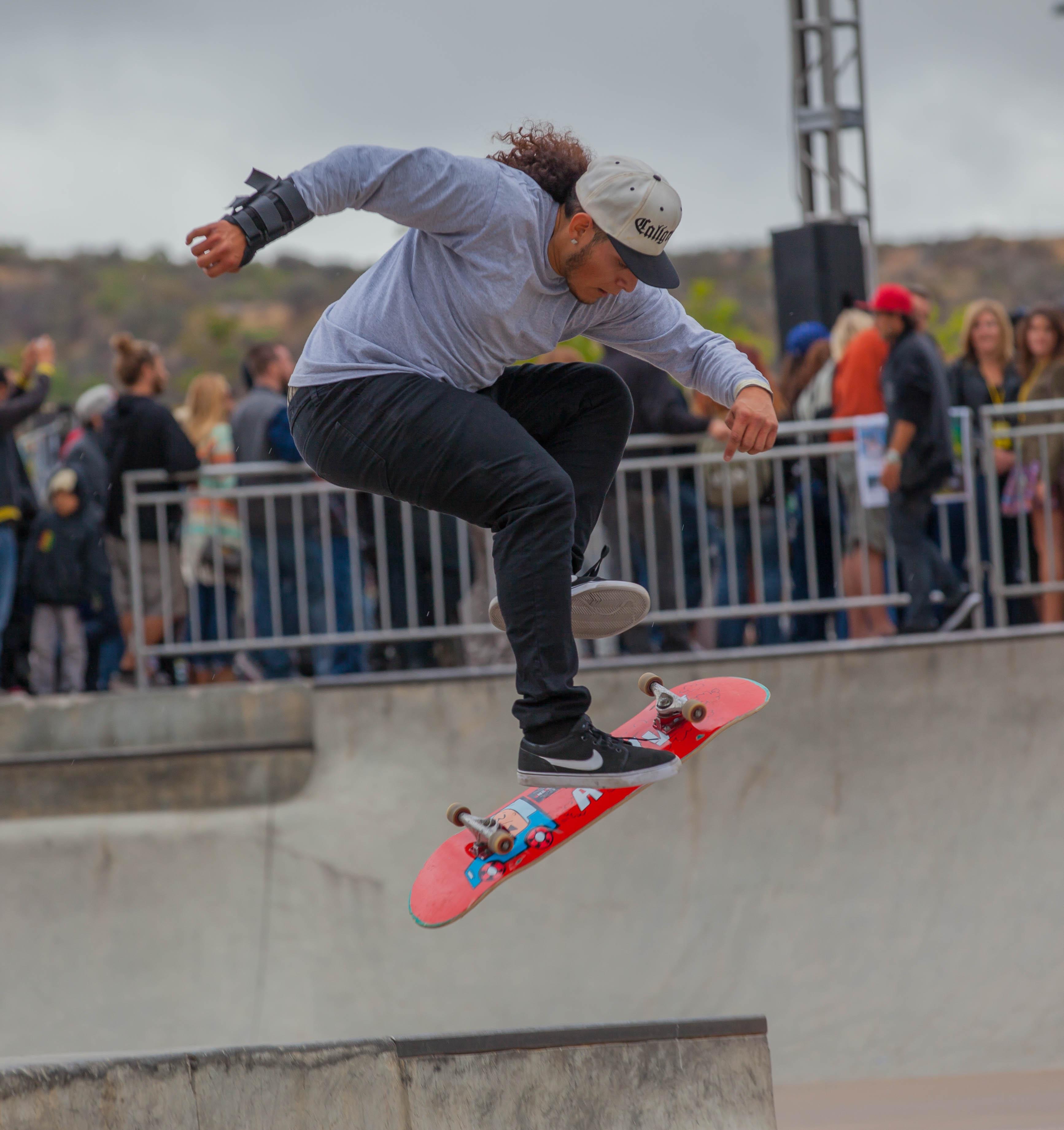 Santa Clarita Skate Park
