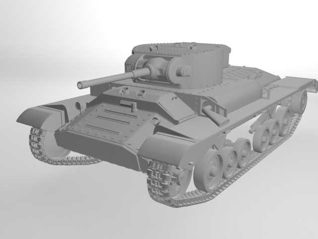 High_Poly_Front