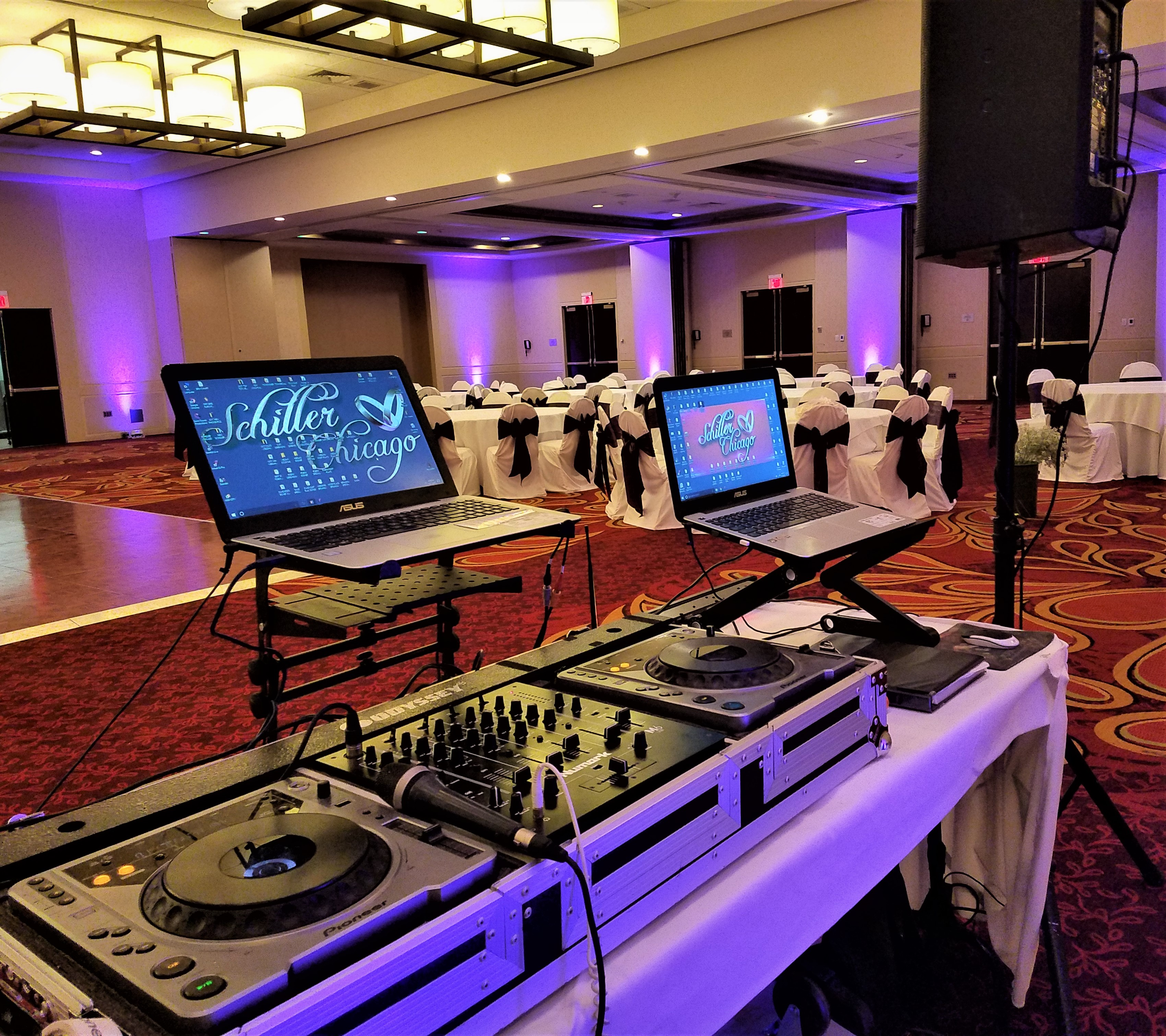 Reception DJ Packages!