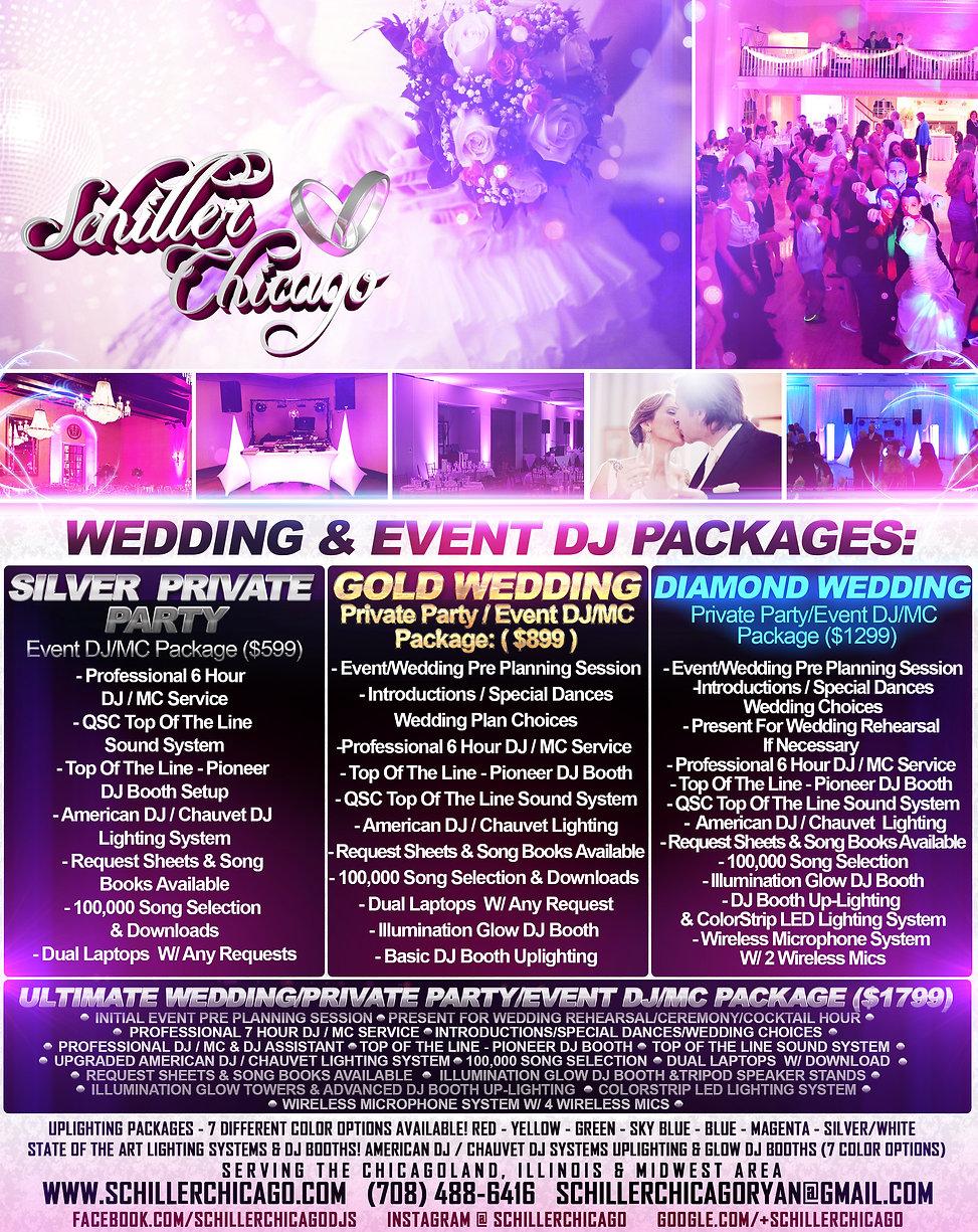 affordable wedding djs chicago djs party djs