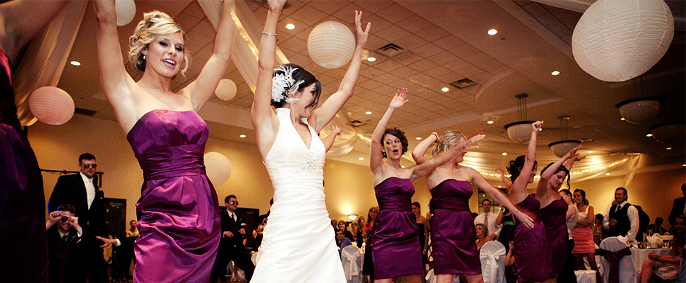 Rave Review Bridal Parties!