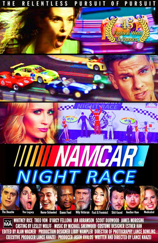 NAMCAR Night Race - Best Audience Award Of The Month (DECEMBER 2016)