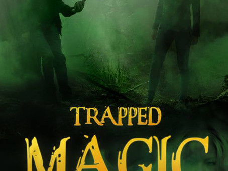 Trapped Magic Official HD Trailer