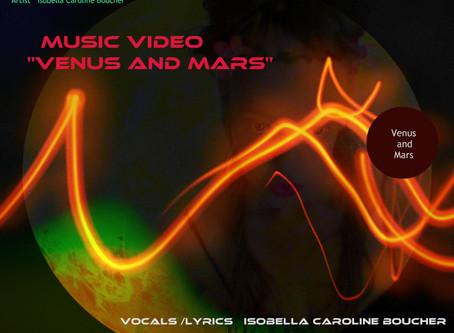 """Champagne Venus""Venus/ Mars Music Video"