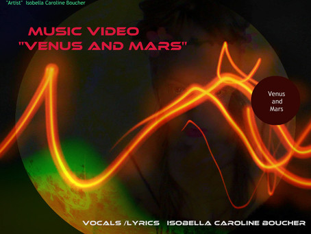 """Champagne Venus""Venus/ Mars Music Video"