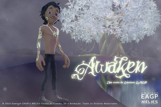 AWAKEN - BEST ANIMATION FILM OF THE MONTH (JUNE 2018)