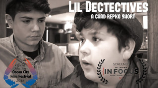 Lil Detectives-Audience Choice Award of The Month (Most Voted) (May 2018)
