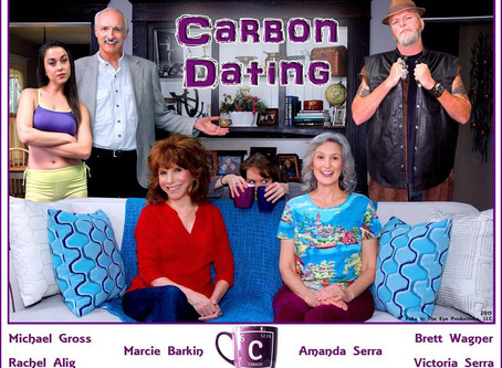CARBON DATING:EPISODE 1: THE ART OF MEETING MEN - TERPSICHORE - THE MUSE OF DANCE