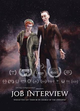 Job Interview (Trailer) - Best Animation Film of The Month (MARCH 2017)
