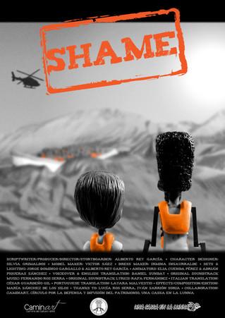 Shame (Trailer) - Best Animation Film of The Month (July 2017)