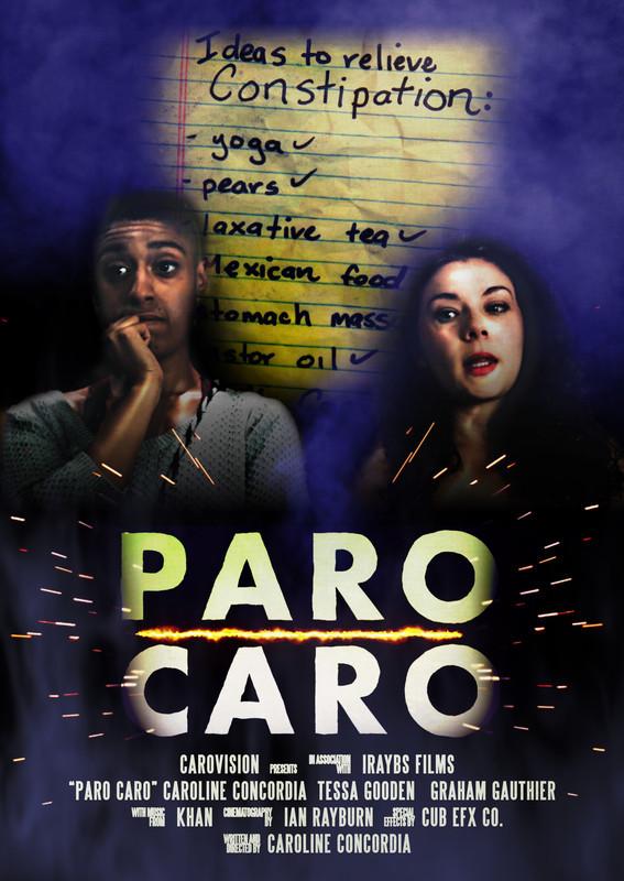 Paro Caro - Best Female FilmMaker Of The Month (AUGUST 2017)