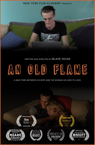 An Old Flame (Trailer) - Best Student Short Film Of The Month (July 2017)