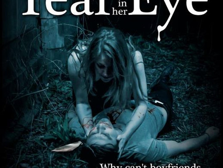 The Girl With the Tear in her Eye