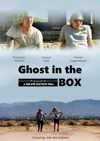 GHOST IN THE BOX - BEST STUDENT FILM OF THE MONTH (JUNE) 2018