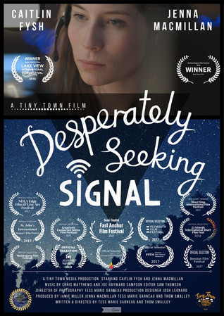 Desperately Seeking Signal-Best Short Film of The Month (May 2018)