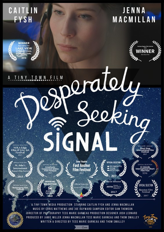 Desperately Seeking Signal- Best LGBT Film of The Month (May 2018)