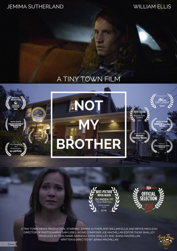 Not My Brother-Best Editor of The Month (May 2018)