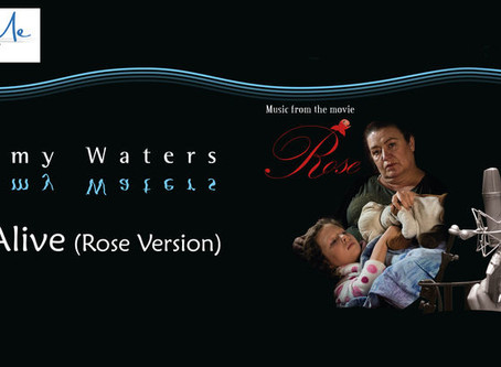 """I'm Alive"" (Rose Version) - Tommy Waters"