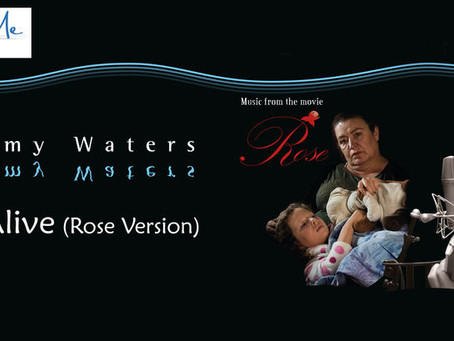 """""""I'm Alive"""" (Rose Version) - Tommy Waters"""