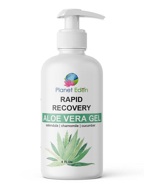 Rapid Recovery Aloe Vera Gel For After Skin Peel Healing